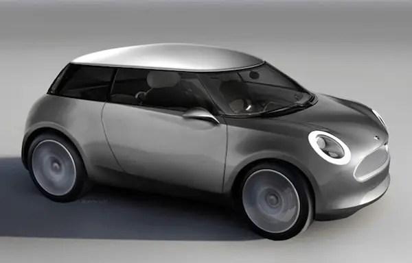 Sonny Lim's 2013 MINI Zero concept