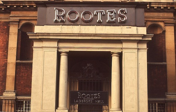 The Rootes Group head office in London