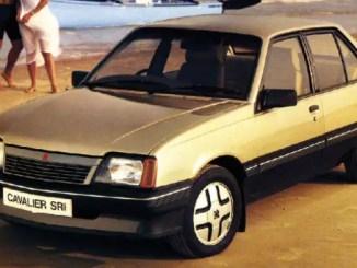 The Cavalier SRi in original 1983 guise - The ultimate Mk2 Cav? We reckon so.