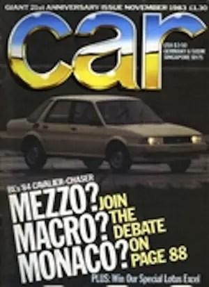 Car_November_1983