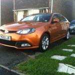 MG6 takes its place in suburbia... and it stands out from the crowd, reckons our man, Mark Mastrototaro