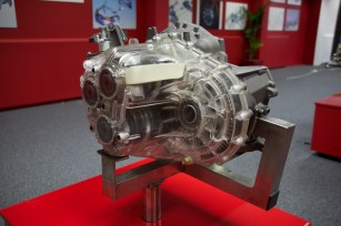 SMTC UK's new 6-Speed Manual Transmission