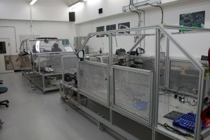 SMTC UK has now built a second LabCar - another hardtop!!
