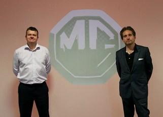 SMTC UK's Managing Director, David Lindley, and UK Design Director, Martin Uhlarik