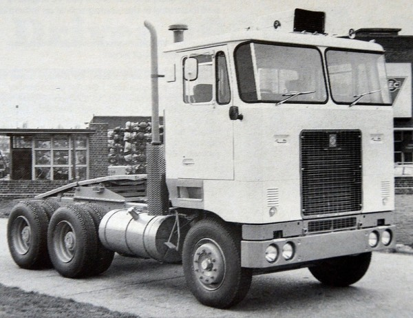 AEC designed this prototype '3TVG' in 1968 - the Marathon that could have been?