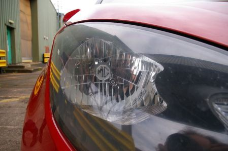 Detail spotted on the (hopefully) soon to be launched MG3