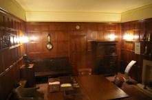 Herbert Austin's office