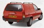 1985 Bedford Astra van