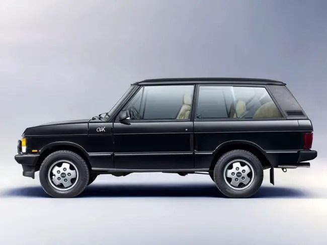 Range Rover CSK