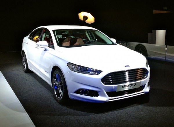 New Ford Mondeo - Paris 2012