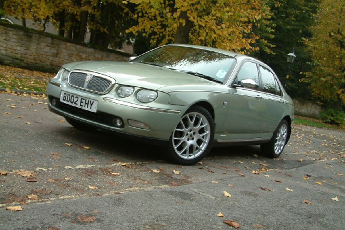 buying guide : rover 75 - aronline  ive got this wiring diagram