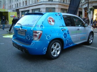 The Vauxhall Hydrogen - 4