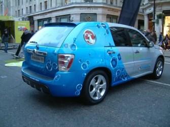 The Vauxhall Hydrogen - 4