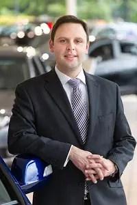 Nick Campolucci, Head of Dealer Development, Honda (UK)