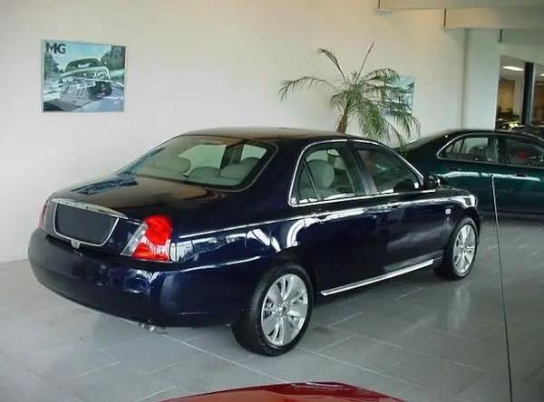 Rover 75 V8 (2)