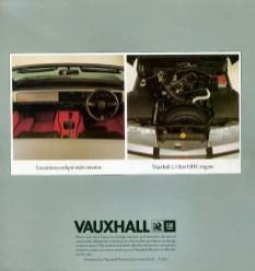 Vauxhall 'Equus' 1978 06