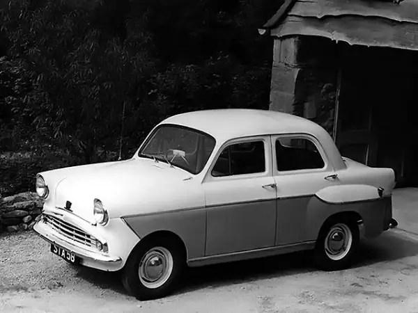 1957 Standard Pennant