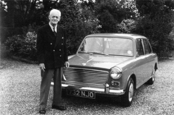 Lord Nuffield in 1962