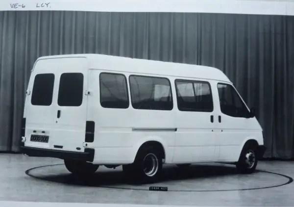 Ford Transit 1