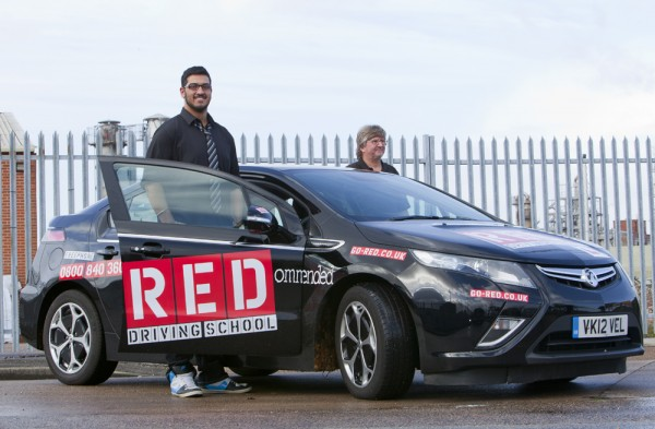 red driving school shoot (1)