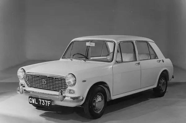 Austin 1100 Mk2