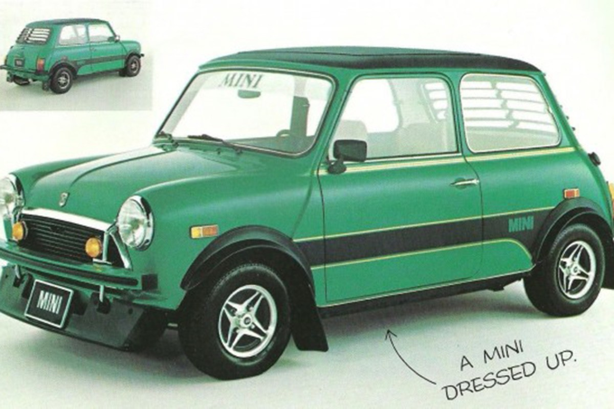 International variations : Canadian Minis