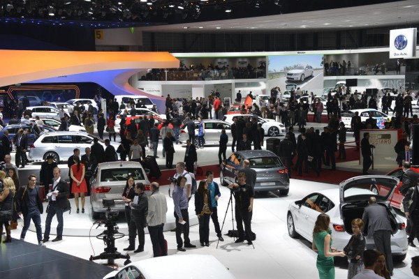 Geneva was awash with new car launches.