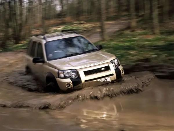Land Rover Freelander (1)