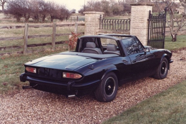 Tickford Triumph Stag (2)