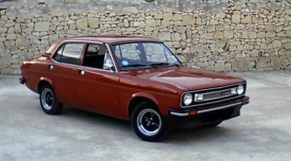 """This Morris Marina, as owned by Christopher Camilleri was produced in Malta by Car Assembly Ltd in their plant at Marsa. This particular Marina is a real rarity, as it is powered by a 1.5-litre B-Series diesel engine, and is described by Camilleri: """"It has never been resprayed and it is in unrestored condition. Right now, I am using the car as an every day driver which gives me plenty of joy and happiness. """""""