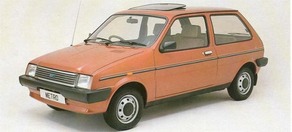The Mini-Metro was another car from BL that gave me more than its fair share of grief. But they were good times!