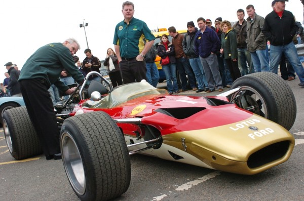 Get expert advice at the Club Lotus Show