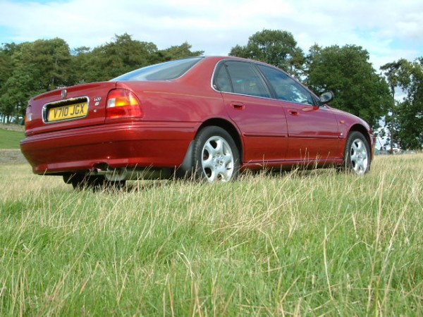 HHR & Rover 600 cars are prone for rear brake issues which often turn out to be a simple easy sort.