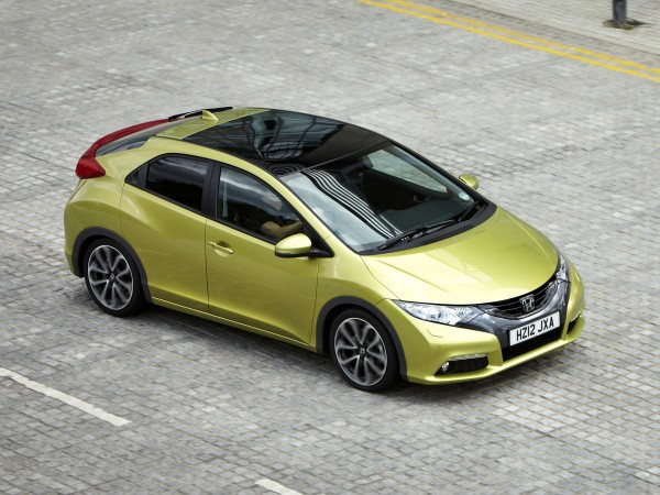 Honda Civic i-DTEC (2)