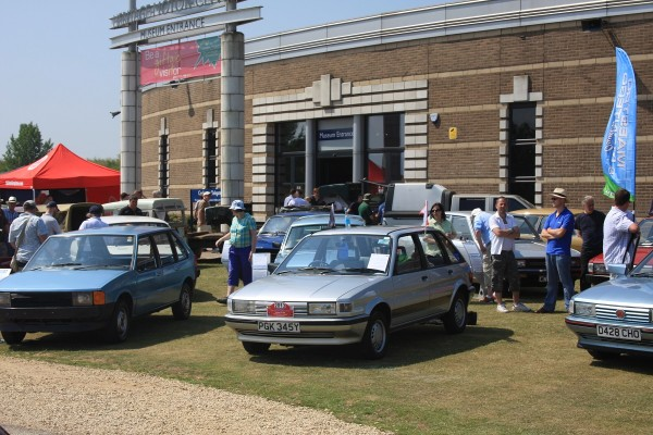 BMC and Leyland Show (1)