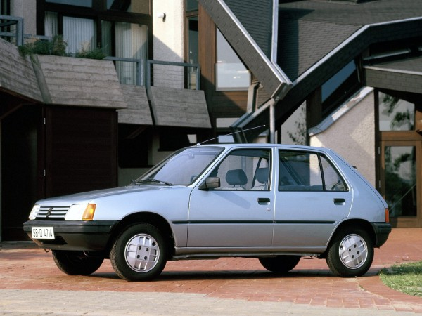 Along with the Fiat Uno, the Peugeot 205 revolutionised the supermini sector