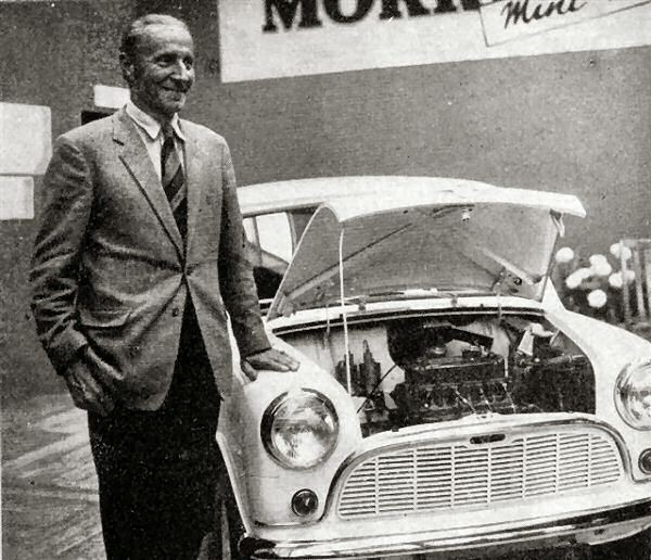 Issigonis and the Mini