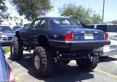 Jaguar 4x4