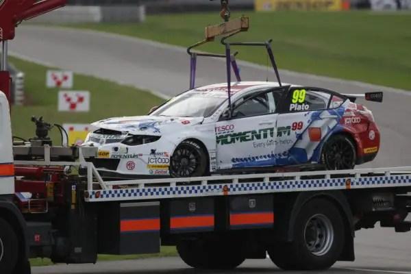 Jason Plato, MG KX Momentum Racing, Snetterton, 2013