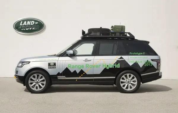 Range Rover Hybrid (2)