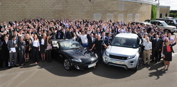 273 Graduates Join Jaguar Land Rover