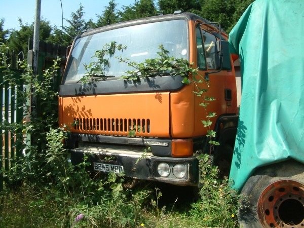 Everywhere you look there is a Leyland including this rare Gardner 6LXCT engined example.