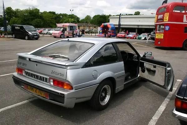 Vauxhall Silver Aero (8)