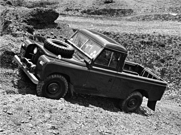 Land Rover Series IIA 109in (1961) The Land Rover Series II was a huge leap over the original. It featured revised styling but it was also re-engined, now powered by a new 2.25-litre petrol engine. The Series IIA that followed 18 months later was further improved to include a 2.6-litre petrol engine in the LWB version (above), and a new 2.25-litre diesel, significantly enhancing the Land Rover's appeal in export markets.