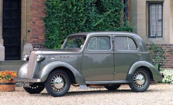Blog The 1940s The Years Of War And The Cars That Followed