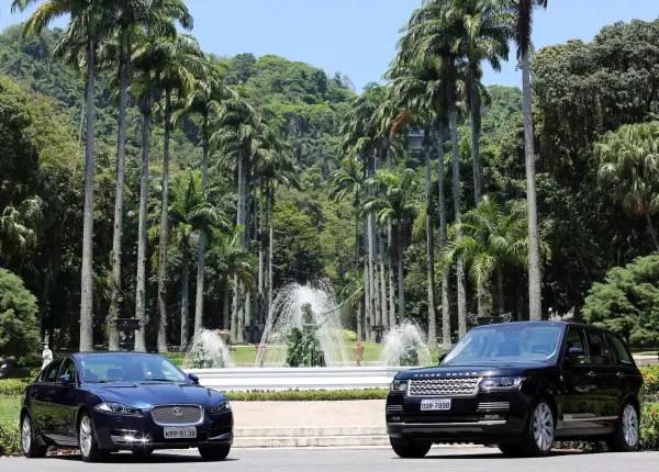 Jaguar Land Rover in Brazil