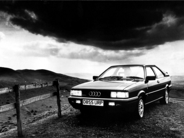 Audi Coupe - 'If ever there was a rust bucket these were it'