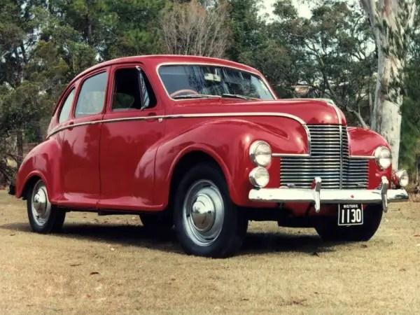 Jowett Javelin - car of the 1950s?