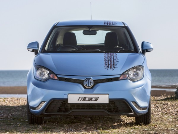 The MG3 was launched in 2013, and 'the long-awaited return to volume sales for MG', according to Guy Jones