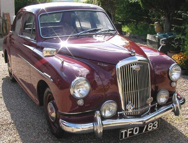 The Wonderful Wolseley 4/44